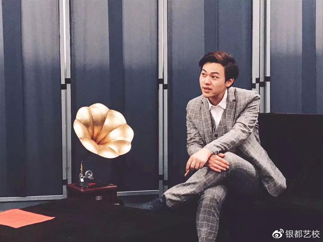 学员赵亿祥  考取2017上戏木偶剧表演系