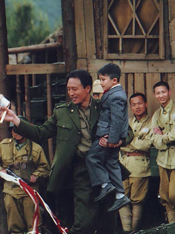 学员周杨杰出演《最后的子弹》
