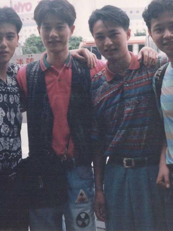 1994被选去TBV的学员